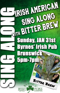 sing along 11x17 brunsiwck